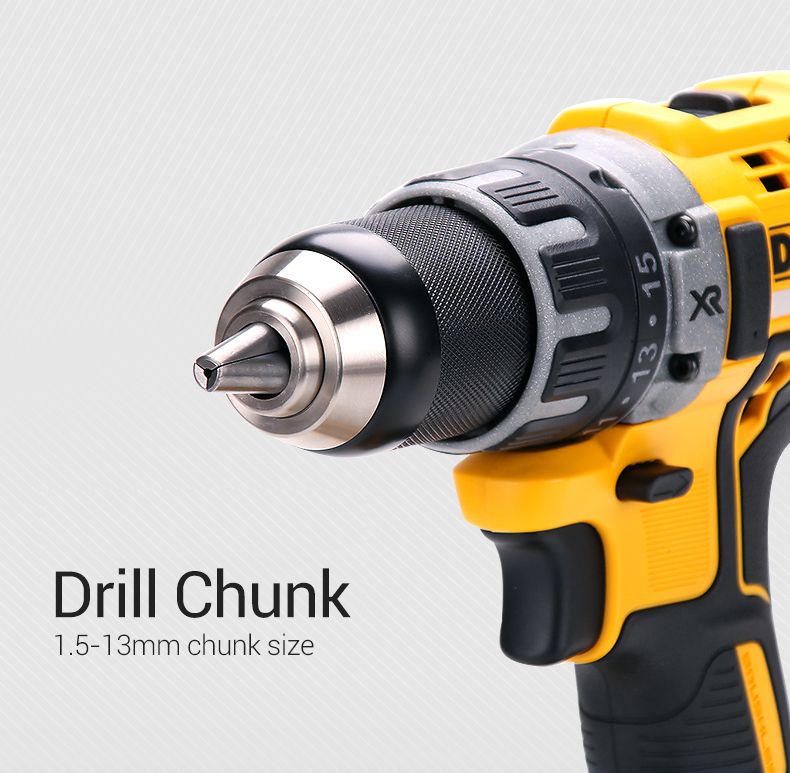 Drill chunk of DEWALT Electric Screwdriver