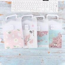 Ручные Alumni книга листовка Южная Корея креативный красивый Выпускной альбом студентов хипстер прекрасный розовый Гостевая книга