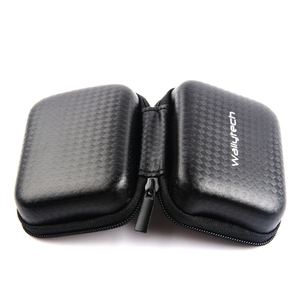 Image 4 - Portable Small Size Waterproof Camera Bag Case for Xiaomi Yi 4K Mini Box Collection for GoPro Hero 9 8 7 6 5 4 Sjcam Accessories