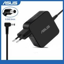 Per Asus adattatore del computer portatile 19V 2.37A 45W 5.5*2.5 millimetri AC adapter Caricatore di Potere Per ASUS A52F x450 X450L X550V X501LA X550C X551CA X555