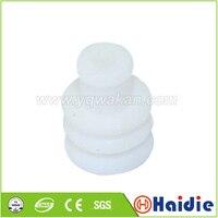 Freies verschiffen 100 stücke automotive stecker gummi dichtung 368933-1 super draht dichtungen für auto stecker