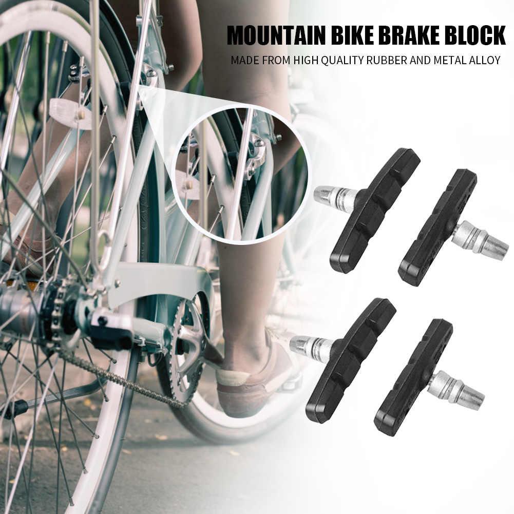 1 PAIR V BRAKE BLOCKS CYCLE BIKE BICYCLE MTB MOUNTAIN BIKE BRAKE BLOCKS PADS
