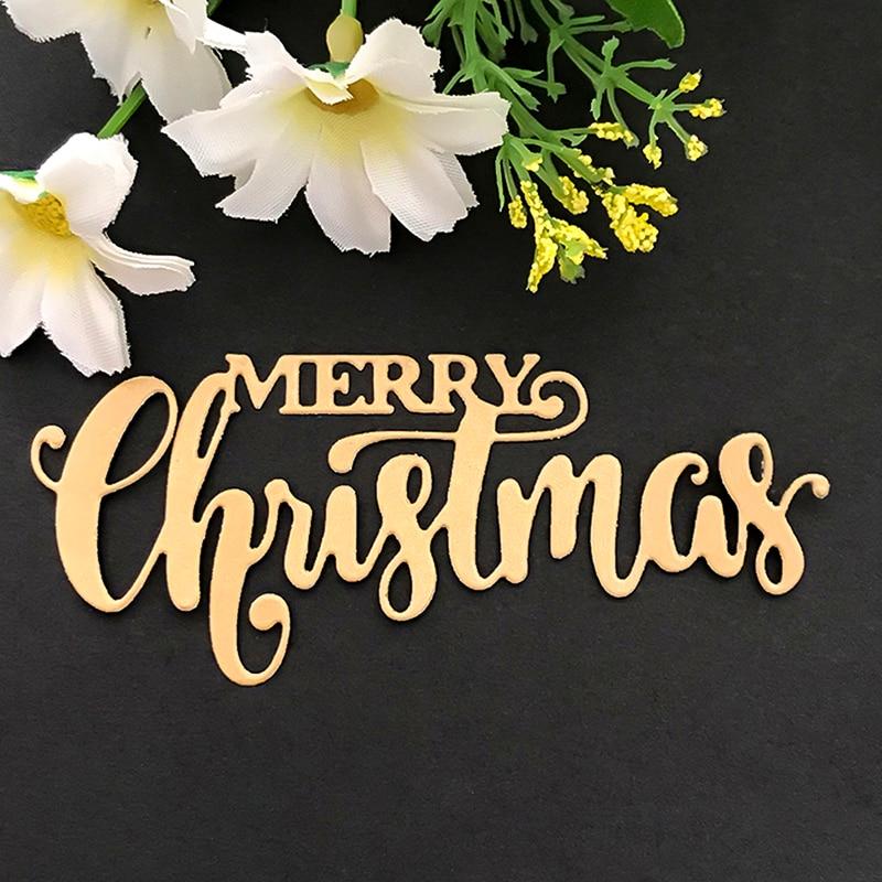 DIY Merry Christmas/корзина для пасхальных яиц/металлические стежки ангела трафареты для пресс-формы тиснение бумажные стикеры для украшения фотоа...