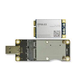 Mini STÜCK auf USB adpater mit Quectel EP06-E LTE Advanced Cat6 modul für industrielle 4G router home gateway tablet PC digital