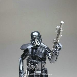 Image 4 - Disney Star Wars 15cm Darth Vader Action Figure doll Model Anime Decoration Collection Figurine mini Toy model for children gift