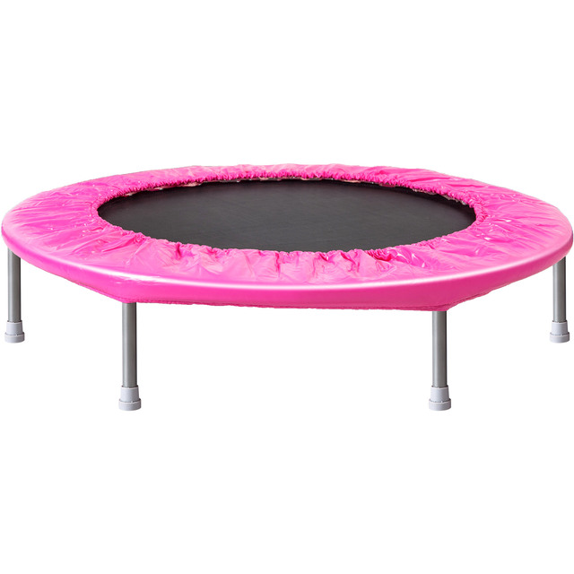 38 inch Durable Round Trampoline  3