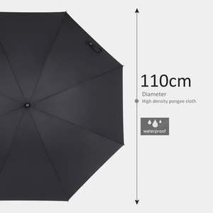 Image 5 - New Arrival Japanese Brand Long Umbrella 8K Windproof Wooden Handle Large Men Umbrellas Rain Quality Classic Business Paraguas