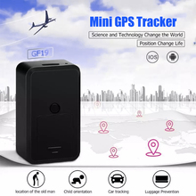 Anti Lost Record Car GPS Tracker GF-20 Mini Magnetic Real Time Vehicle Truck Locator Device GPS Tracking Device Long Standby