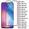 9H hardness Tempered Glass For Xiaomi Mi 9 Lite 9T Pro Mi9 SE Screen Protector Mi 8 A3 Lite CC9 CC9E Play Glass Protection Film