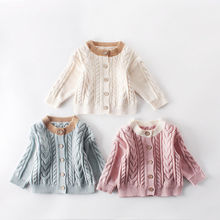 New Baby Girls Boys Winter Clothes Knit