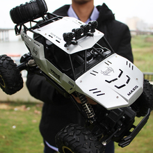 1/12 RC Car 4WD climbing Car 4×4 Double Motors Drive Bigfoot Car Remote Control Model Off-Road Vehicle toys For Boys Kids Gift