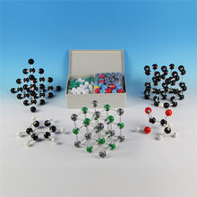 426 Pcs/set Chemistry teaching laboratory supplies can be combined with organic and inorganic molecular structural models