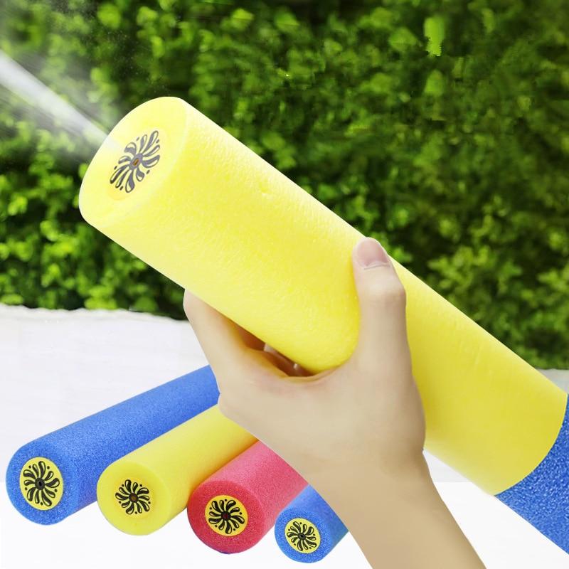 Water Gun Kids Summer EVA Foam Squirt Beach Toys Spray Pistol Waterpistool Children Outdoor Games Watergun