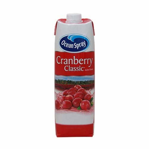 Ocean Spray Cranberry Classic Juice Drink , 1l