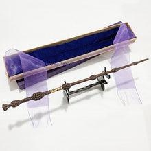 28 çeşit Metal çekirdek Sirius Bellatrix Dumbledore yaşlı değnek HP sihirli büyülü değnek Ollivander kutusu değnek standı hediye