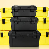 Caja de Herramientas profesional multifunción, organizador de estuche rígido, Equipo Impermeable, caja de herramientas Caisse A Outil, embalaje de herramientas DB60GJ
