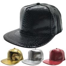 Mężczyźni czapki czapka z płaskim daszkiem czapka z daszkiem Hip Hop czaszka nit czapka z daszkiem czapka z daszkiem taniec uliczny czapka modny męskie i damskie czapka z płaskim daszkiem tanie tanio CN (pochodzenie) Hip Hop Czapki Adjustable Patchwork Faux leather