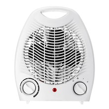 2000W Household Electric Fan Heater Three Heat Settings Warm Air Blower Automatic Overheat Protection with Flame-Retardant Shell(China)
