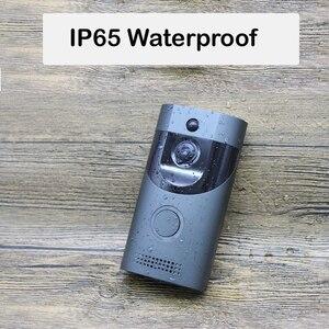 Image 2 - Anytek B30 WIFI Doorbell B30 IP65กันน้ำประตูสมาร์ทวิดีโอChime 720Pไร้สายIntercom FIRนาฬิกาปลุกIR Night Vision IPกล้อง