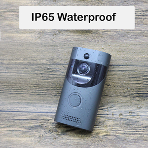 Image 2 - Anytek B30 WIFI Doorbell B30 IP65 waterproof Smart video Door chime 720P wireless intercom FIR Alarm IR night vision IP camera