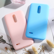 Candy Color Silicone Case for Oneplus 7 Pro 5 6 6t Soft TPU Back Cover One Plus 7Pro 1+ Cases Bumper