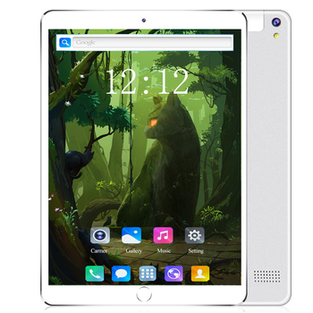 Google 10.1 Inch Original 3G 4G LTE Phone Call Android 8.0 Octa Core IPS Pc Tablet WiFi 6GB+128GB 7 8 9 10 Android 10 Tablet Pc