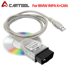 Connector Adaptor INPA Ft232rl-Chip Can-K-Can-Inpa K Dcan OBD2 Usb-Interface Plus