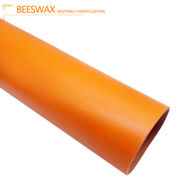 Beeswax 2.0mm Natural Cow Skin Vegetable tanned leather Genuine Leather for Diy Leather Craft for Belt Wallet Bag Shoes