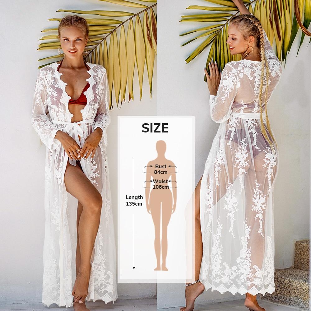 CUPSHE Black Sunflower Crochet Bikini Cover Up Sexy Swimsuit Beach Dress Women 2021 Summer Bathing Suit Beachwear Tunic Shirt 11