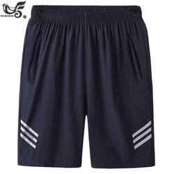 Mais tamanho 7xl, 8xl respirável secagem rápida bermuda masculina calções casuais homens praia board shorts para roupas de moletom
