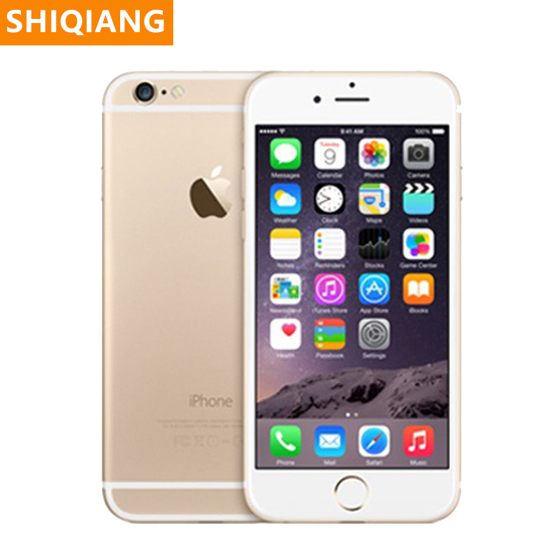 Apple iPhone 6plus Used Unlocked Original Dual Core 5.5 inch Mobilephone 16/64/128GB 12.0MP camera Smartphone 4G LTE Cell Phones