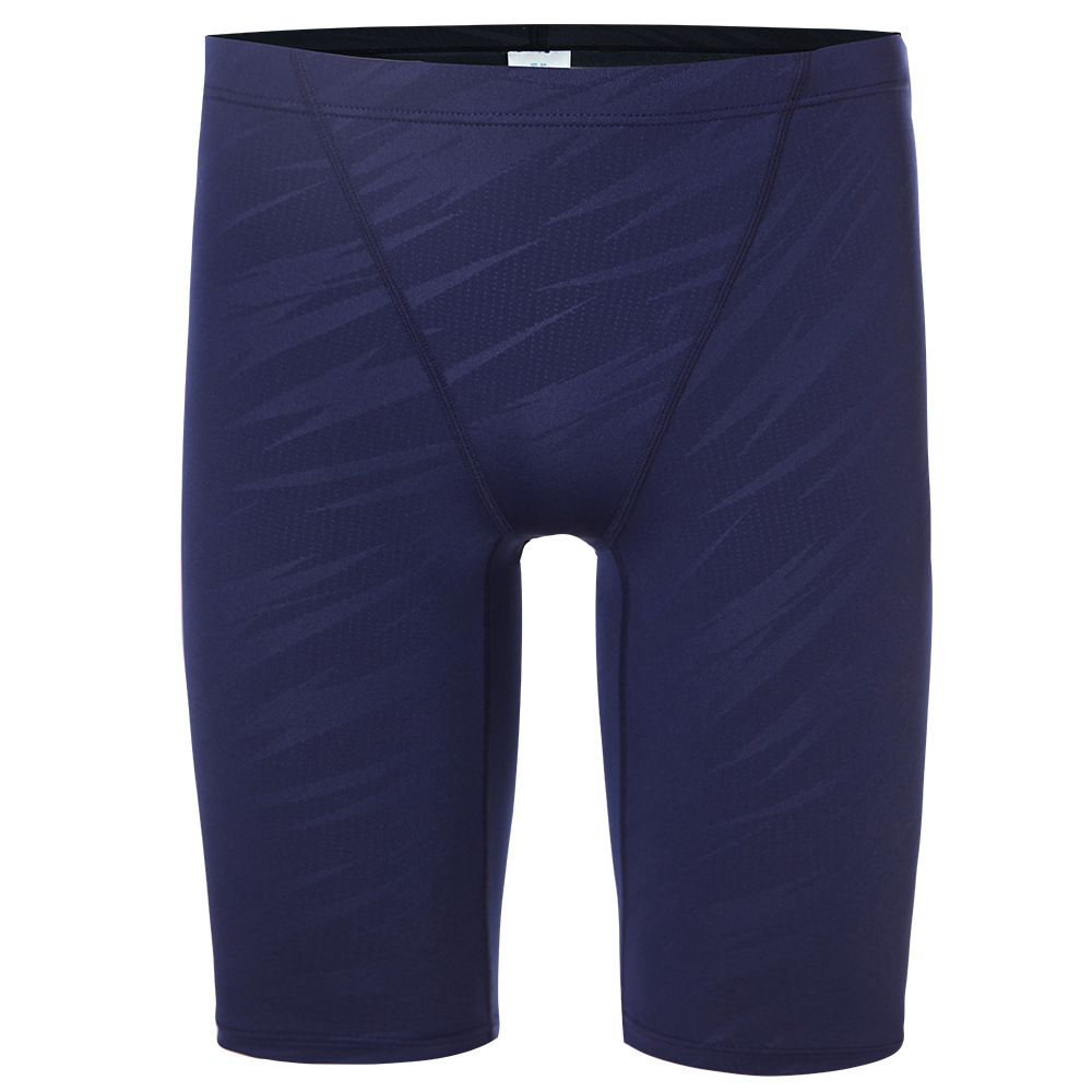Pool For Long-lasting Anti-Chlorine Industry Swimming Trunks In Leg MEN'S Swimming Trunks Short Swimming Trunks Athletic Swimmin