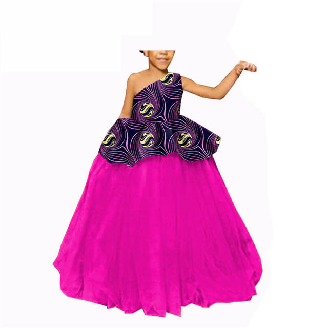 Купить высококачественная одежда в африканском стиле для детей; платья