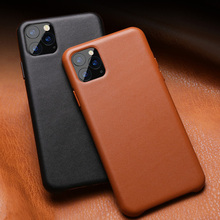 Genuine Leather Case for iPhone 11 Pro M
