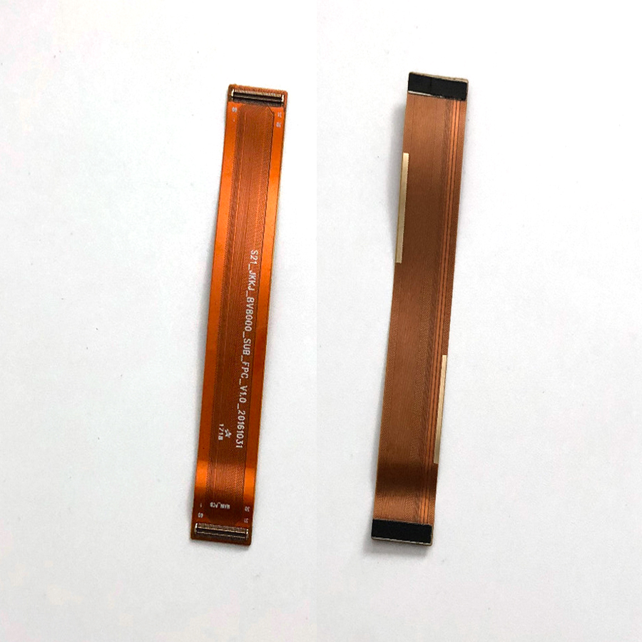 2PCS For Blackview BV8000 PRO Mainboard <font><b>FPC</b></font> Flex Cable Main <font><b>FPC</b></font> <font><b>Connector</b></font> <font><b>Repair</b></font> Accessories For Blackview BV8000 Phone image