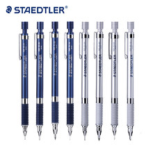 Staedtler – crayon mécanique 925 25   35 pour étudiants, dessin 0.3   0.5   0.7   0.9   2.0mm, le Center de gravité bas n'est pas facile à casser