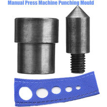 5 Mm-14 Mm Manual Press Meninju Cetakan Buatan Tangan Stud Rivet Grommet Eyelets Blow Hole Snap Die Punching cetakan Pengeboran(China)