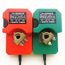 DF A I AC220V/DC24V/AC24V 20Nm 45s воздушный демпфер привод Регулируемый воздушный демпфер привод угловой контроль для вентиляционной трубы клапан
