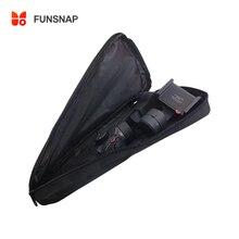 Captura Funsnap 2 cardán bolsa accesorios estabilizador celular almacenamiento bolsillo teléfono móvil con trípode cardanes de mano accesorios estabilizador