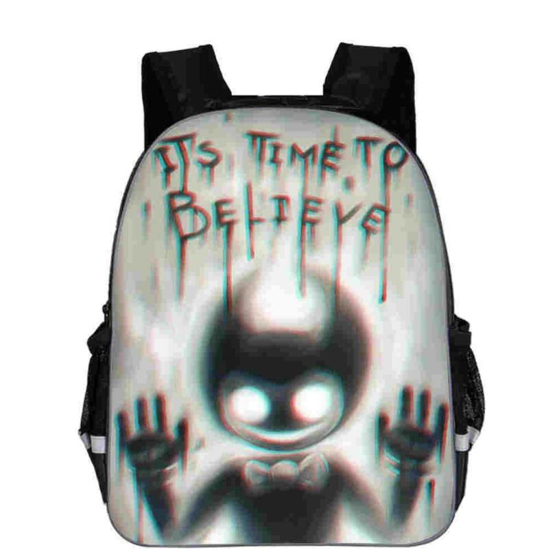 Children Bendy And The Ink Backpack Hot Gift Backpack School Bags For Boys And Girl Student Backpack Sac A Dos