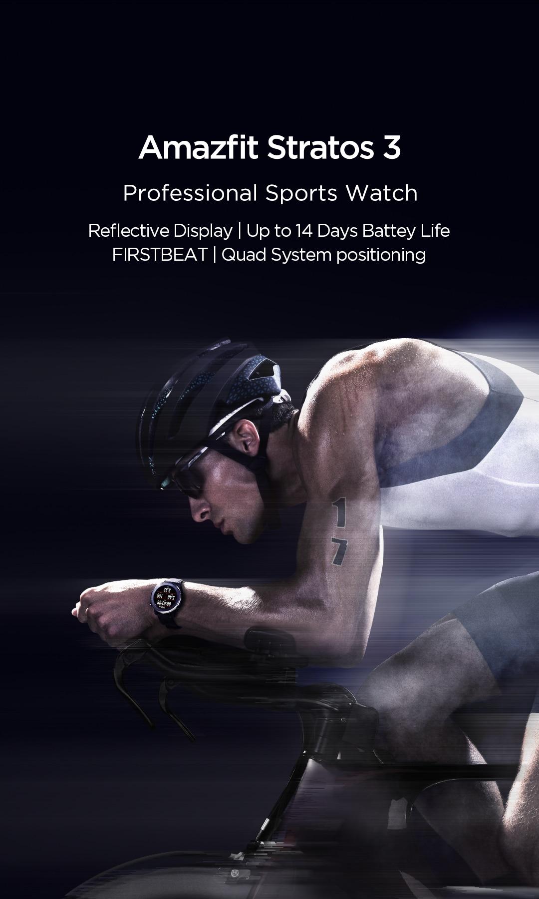 Amazfit Stratos 3 Smartwatch 5