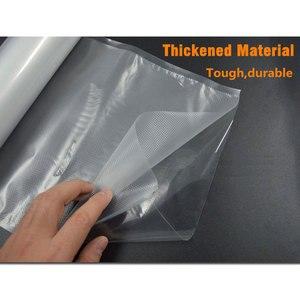 Image 4 - Fresh World Vacuum Sealing Machine Bags For Food Storage Fresh Keeping 12/15/20/25/28/30*500cm Vacuum Packaging Rolls