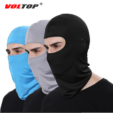 VOLTOP Tactical Military Face Mask Breathable Balaclava Sports Headgear Quick Dry Beanies Windproof Cap Motorcycle Helmet Liner