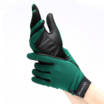 Horse Riding Gloves By Exquisite Design Sport Racing  1