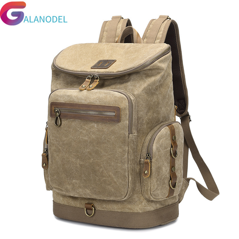 Waterproof New M186 Travel Large Capacity Backpack Male Luggage Shoulder Bag Computer Backpacking Men Functional Versatile Bags