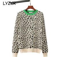 Леопардовый джемпер с контрастной горловиной Цена 1256 руб. ($15.96) | 2 заказа Посмотреть
