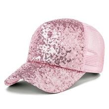 2019new fashion women's mesh baseball cap for girl summer snapback Hat men bone garros adjustable casquette hat