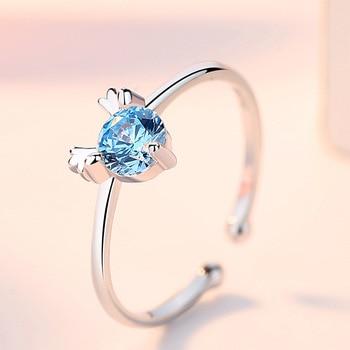 Crystal Elk Antler Ring 1