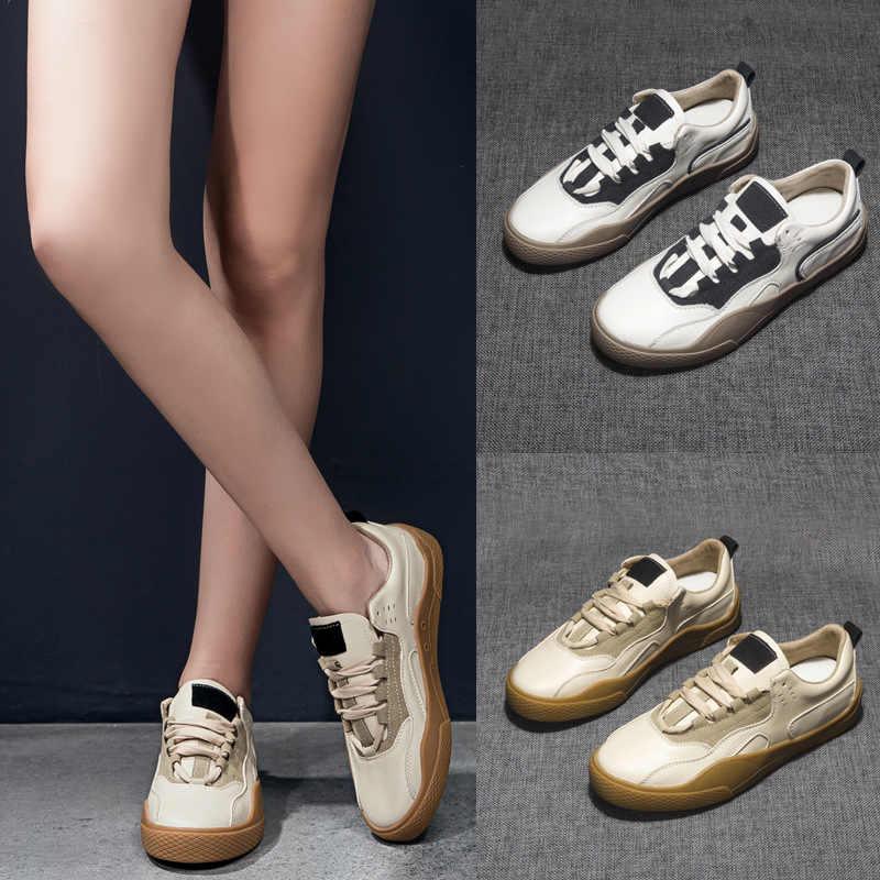 2020 genuino delle donne scarpe di cuoio donne scarpe da ginnastica bianche scarpe di alta qualità scarpe da tennis delle donne