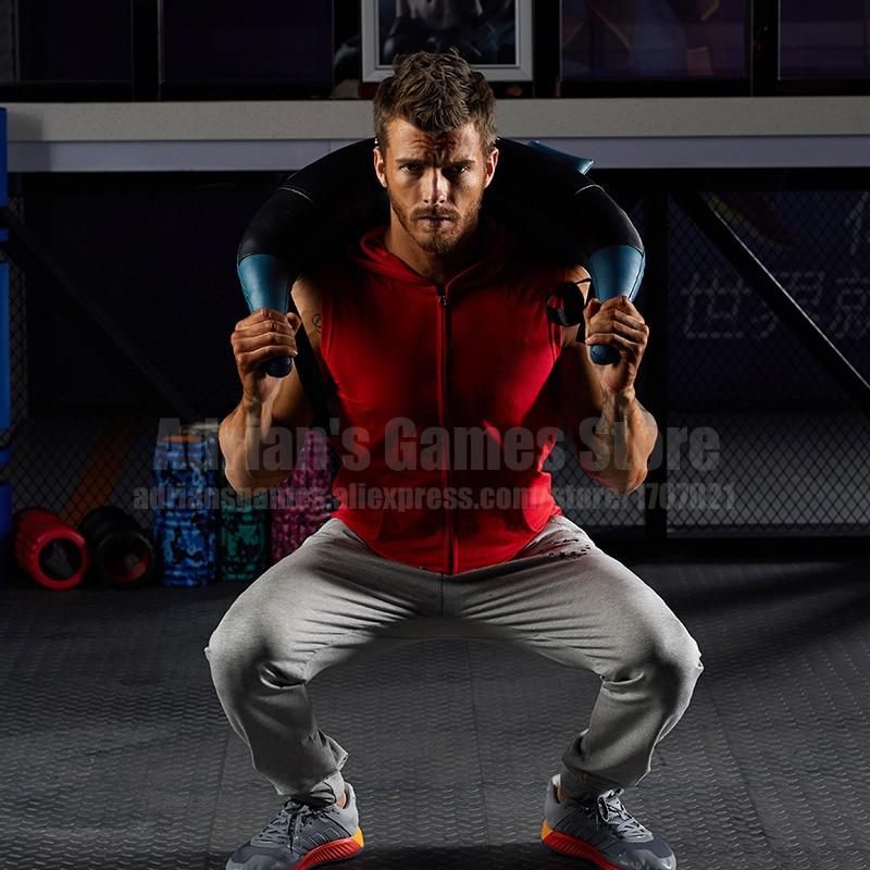 Bulgarian Bag Unfilled Crossfit Power Bag 25KG Max Fitness Body Building Gym Sports Sandbag Muscle Training Heavy Duty